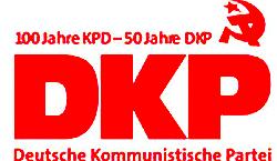 Bild: Neukonstituierung der DKP