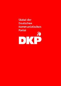 Bild: Statut der DKP