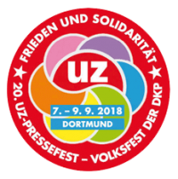 Logo: UZ-Pressefest