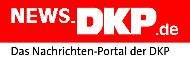 Logo vom DKP Nachrichtenportal