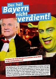 Landtagswahl Broschüre Titelblatt