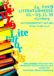 24. Linke Literaturmesse