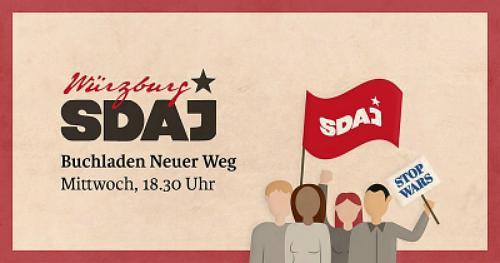 Banner: SDAJ Würzburg