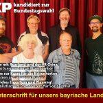 Bild: Bundestagswahl - Landesliste
